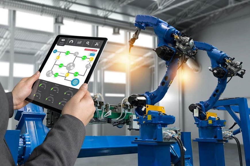 Cuando la automatización abre la puerta a la fabricación avanzada