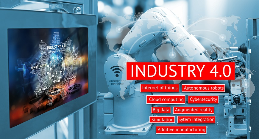 工业4.0的9大支柱