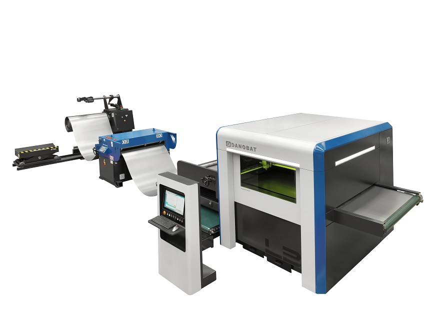 Reinventing coil-fed laser cutting