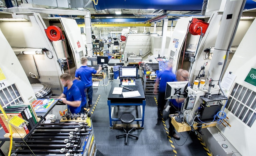 Technology consumes our daily lives, why not our manufacturing facilities?