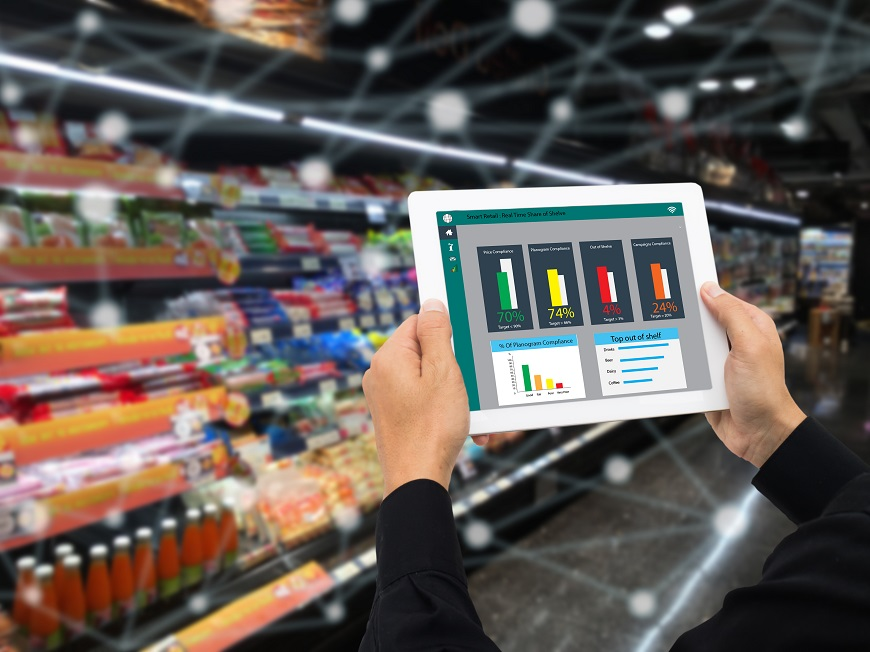 Software to optimise equipment for retail outlets