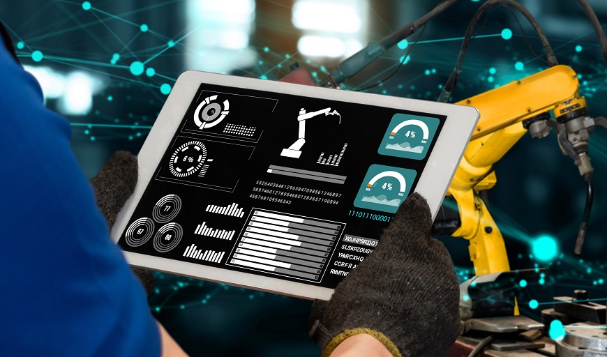 6 tappe per costruire la Digital Smart Factory