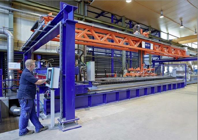 BHS Sonthofen - Factory