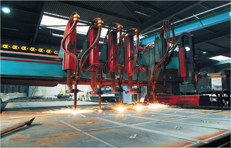 Ferroflex AG - Factory