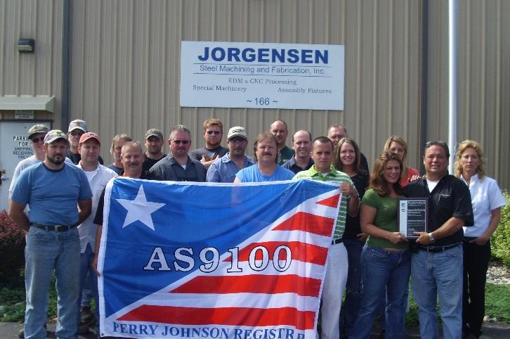 Jorgensen staff