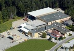 Winkelbauer Firmengebäude Luftansicht