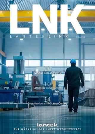 Lantek Link April 2018