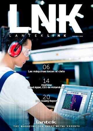 Lantek Link Agosto 2019