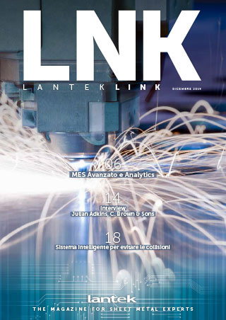 Lantek Link Dicembre 2019