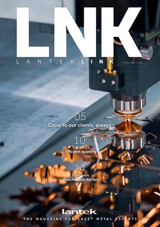 Lantek Link Febrero 2021