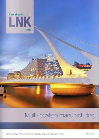 Lantek Link July 2015