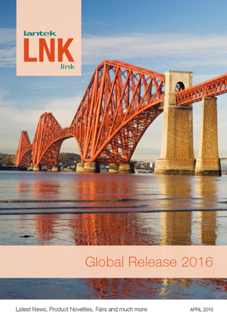 Lantek Link 2016년 4월
