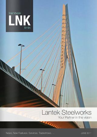Lantek Link June 2011