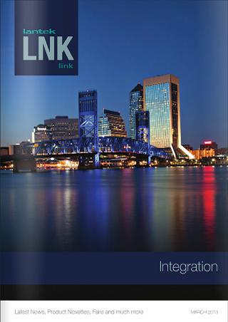 Lantek Link March 2013