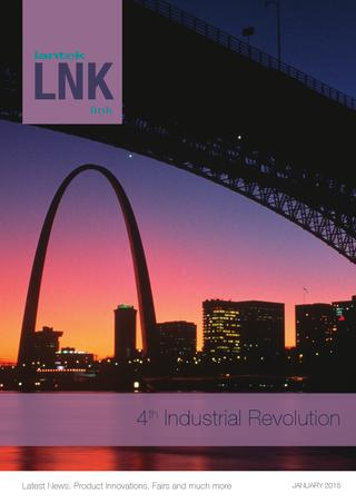 Lantek Link January 2015