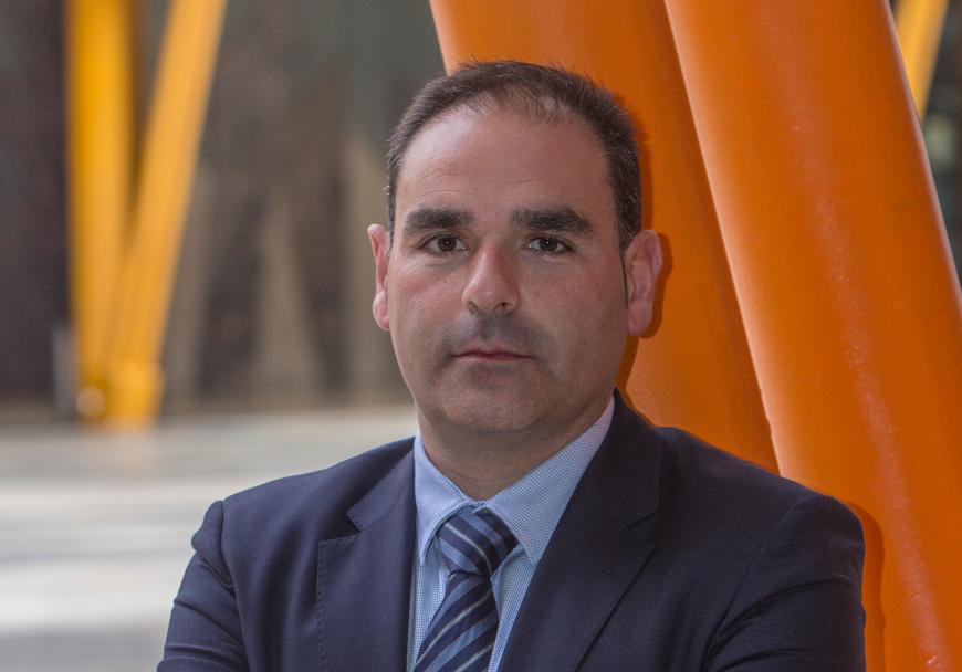 Alberto Martínez, CEO of Lantek