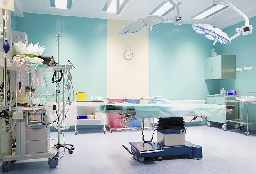 Lantek exceeds the quality requirements of the medical and surgical sector