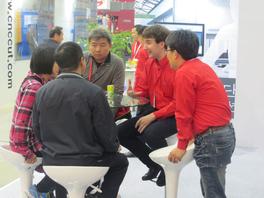 Lantek attends the most important trade shows in Southeast Asia