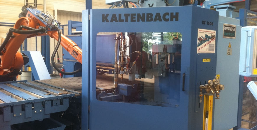 Lantek, Kaltenbach and Remmert bring their open technology innovations together