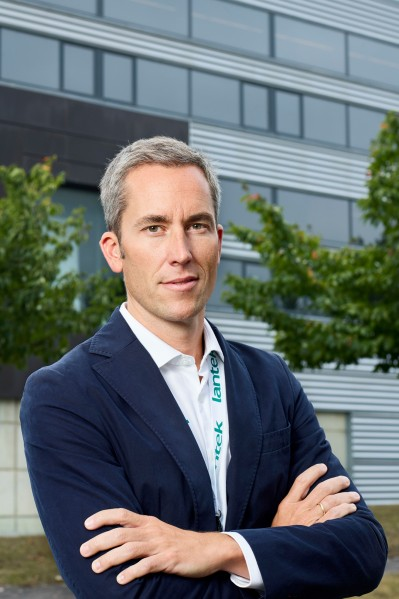 Alberto López de Biñaspre, Lantek CEO