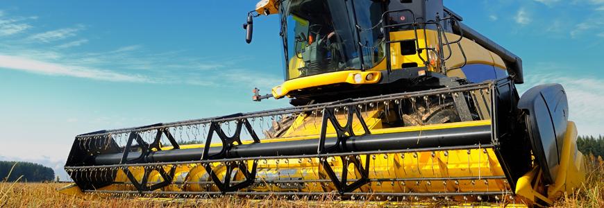 수확용 기계